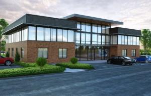 New Office Building at 11832 Church Rd. Henrico, VA